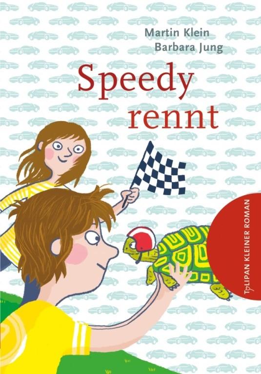 """""""Speedy rennt""""  – Lesung am 16.09.2020 für die Klassen 3 und 4"""
