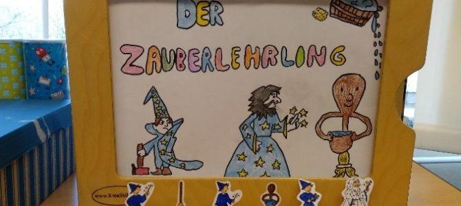 """""""Der Zauberlehrling"""" von Johann Wolfgang von Goethe (1797)"""